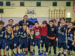 U13: Sofferta vittoria contro San Piero