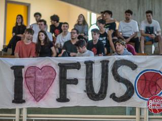 U18: Partita emozionante nella bolgia del PalaFuso