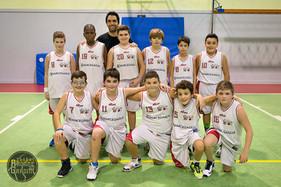U13: Troppo forte il Basket Faenza