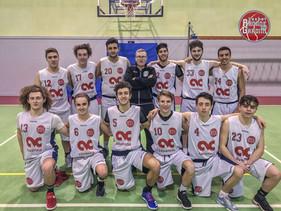 U18: Guelfo Basket battuto al PalaFuso