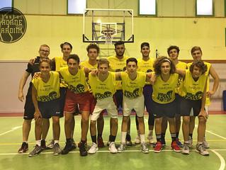 U18: Amichevole col Calderara