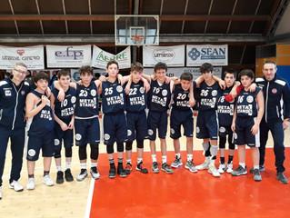 U14: Bel successo contro Gazzada