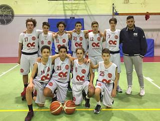 U16CSI: Successo sul Scirea Basket