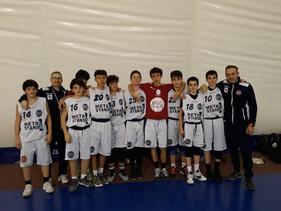 U14: Battuta Livorno, si va in finale
