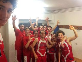 U16: Sconfitta di misura a Reggio Emilia