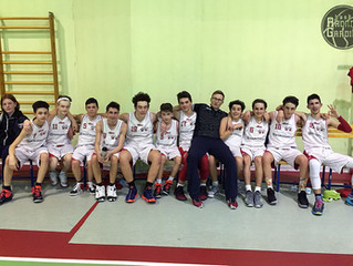 U15: Comincia bene la post-season