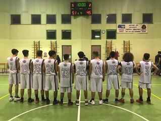 U18CSI: Aronne Gardini imbattibile