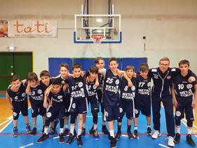 U13: All'Aronne Gardini il derby con Lugo