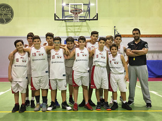 U14: Faenza viola il PalaFuso