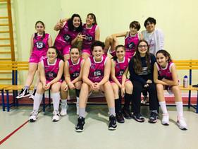 U16F: Santarcangelo vince al Palafuso