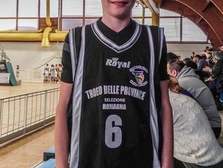 U13: Un nostro ragazzo al Trofeo delle Province