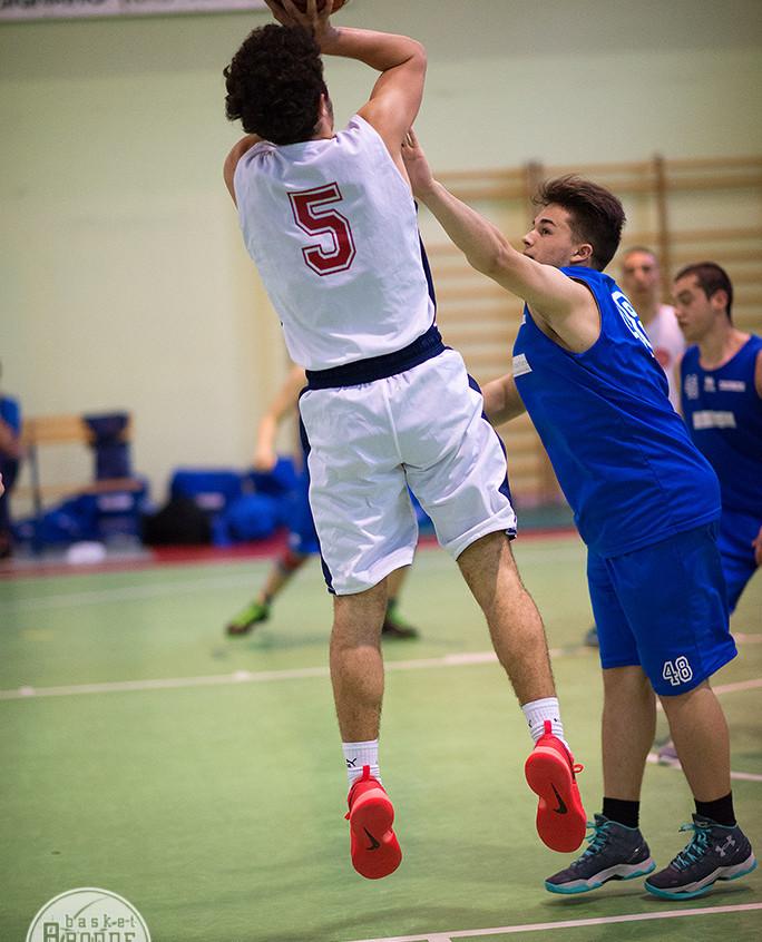 Jump shot di Baldini