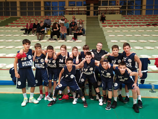 U14: OneTeam Basket Forlì più forte