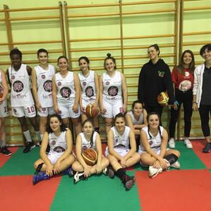 U16F: Sconfitta con onore contro Imola