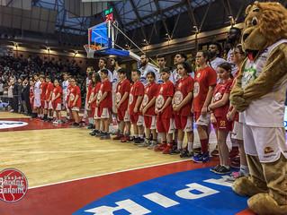 Il Basket Fuso porta bene a Ravenna