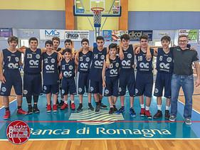 U15: Un passo indietro a Lugo