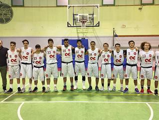 U18: Sconfitta al terzo quarto contro Faenza