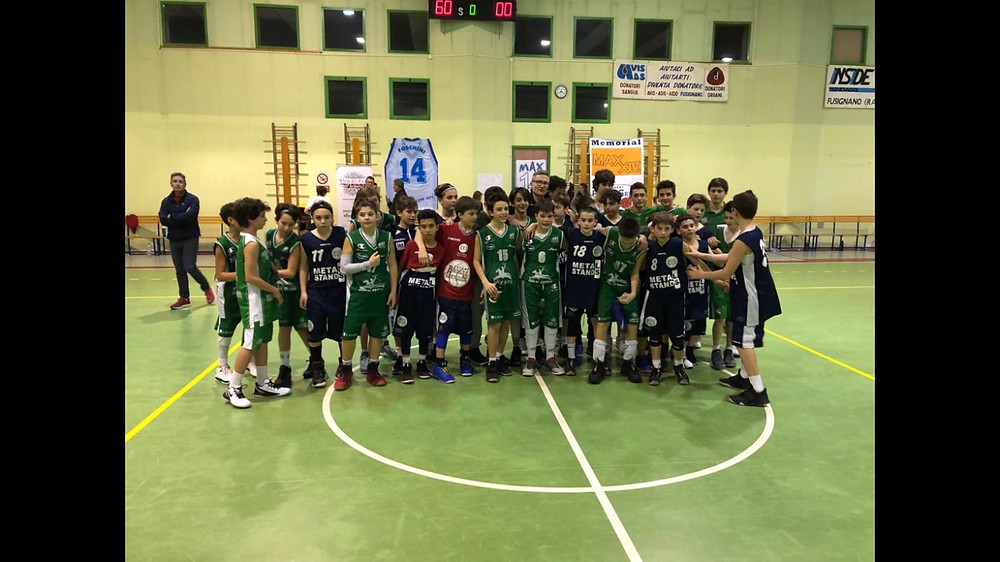 A. Gardini 2011 - Basket San Lazzaro