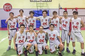 U16 CSI: Senza storia con il Junior Basket