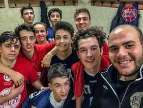 U16CSI: In scioltezza contro il CRAL Mattei