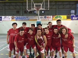 U16: Continuano le vittorie nella Seconda Fase