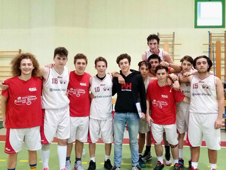 U16: Thrilling al PalaFuso!