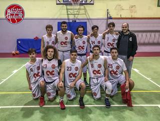U18CSI: Gara1 dominata da Ravenna