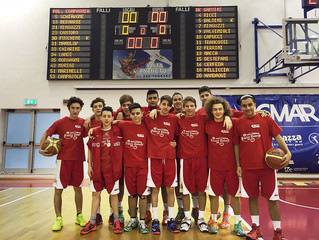U16: Vittoria a Ravenna