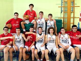 U18: Brutta partenza contro l'A.I.C.S. Forlì