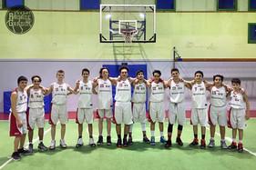 U15: PalaFuso ostico per il Basket Faenza