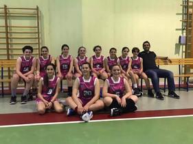 U14F: Cesena vince a Fusignano