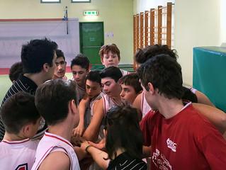 U14: Vittoria casalinga contro l'Andrea Costa