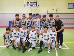 U14:  San Marino non passa al PalaFuso