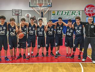 U15: Prevale il Guelfo Basket