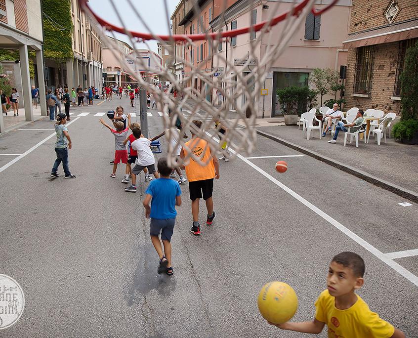 Campi di gioco in Corso Emaldi