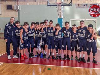 U13: Successo autorevole a Ravenna