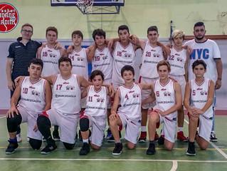 U15: Il Guelfo Basket viola il PalaFuso