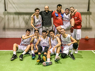 U20: Battuti i New Flying Balls B