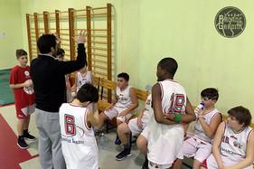 U13: Lugo vince a fatica al PalaFuso