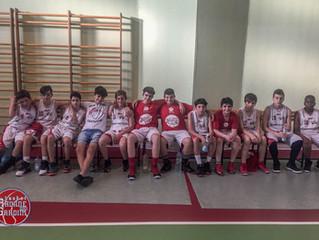 U14: Imola vince al PalaFuso