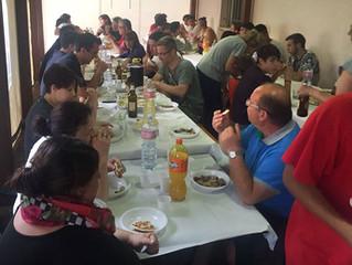 U16: Una cena in famiglia
