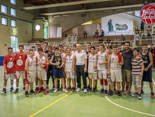 U14CSI: La finale la vince il CRAL Mattei
