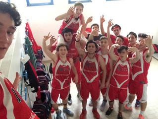 U16: Primi anche nel girone di playoffs!