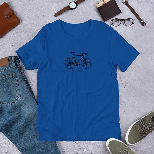Biking  - Unisex Short-Sleeve T-Shirt
