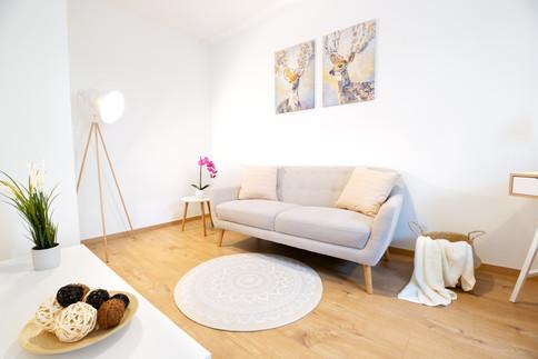 DERANOVA Homestaging   2 Zimmer Wohnung