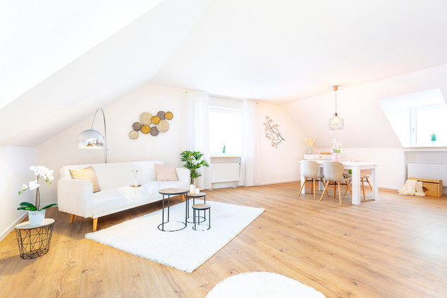 DERANOVA Home Staging | 3-Zimmer-Wohnung