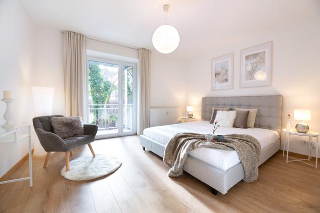 DERANOVA Homestaging | 2 Zimmer Wohnung