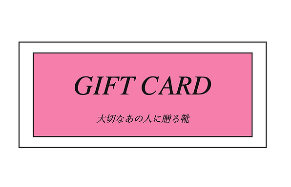 「GIFT CARD」