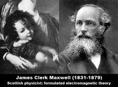 Greatest Scientists, Maxwell