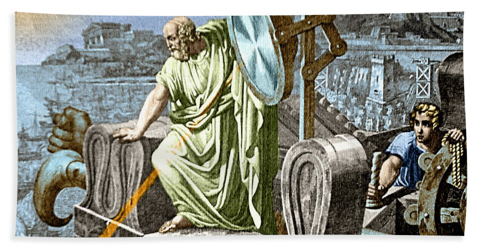 Greatest Scientists, Archimedes